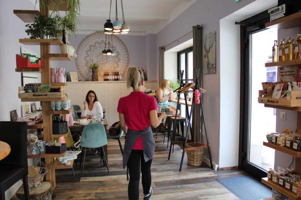 Gastraum CaféLaden